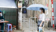 Hà Nội: Một người ở chung cư bệnh nhân 714 'bỏ trốn' khi thấy phong tỏa