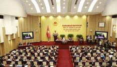 HĐND Hà Nội tổ chức kỳ họp làm công tác nhân sự cấp cao