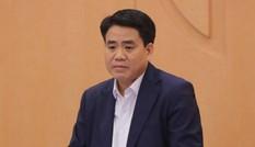 HĐND thành phố Hà Nội sẽ bãi nhiệm ông Nguyễn Đức Chung