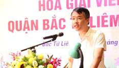 Ông Lưu Ngọc Hà làm Chủ tịch UBND quận Bắc Từ Liêm