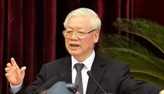 Tổng Bí thư, Chủ tịch nước sẽ dự Đại hội Đảng bộ thành phố Hà Nội