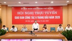 Chủ tịch Hà Nội Chu Ngọc Anh: Chú ý từ những việc nhỏ như cây xanh, diện mạo đô thị
