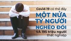 COVID-19 có thể đẩy 500 triệu người lâm vào cảnh nghèo đói và 195 triệu người thất nghiệp