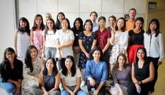 Ba bóng hồng 9X Việt trải nghiệm khoá học Smart Cities tại Israel