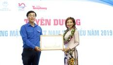 Toàn cảnh lễ tuyên dương Gương mặt trẻ Việt Nam tiêu biểu năm 2019