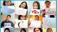 Du học sinh Việt lan tỏa trào lưu 'Spread love - not fear' ứng phó mùa dịch COVID-19