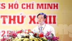 Anh Lê Quốc Phong tái đắc cử Bí thư Đảng ủy T.Ư Đoàn khóa XXIII