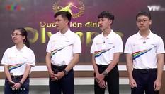 Bốn thí sinh chung kết năm Đường lên đỉnh Olympia 20 nhận định về đối thủ