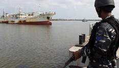 Có một cuộc 'hải chiến' giữa Indonesia và Trung Quốc