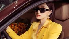 Khoe xế hộp sang trọng mới tậu, Hoa hậu Hương Giang khiến fan choáng bởi độ giàu có