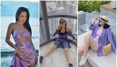 """Bắt sóng thời trang Hè của các """"mỹ nhân"""" có lượng theo dõi Instagram hàng đầu showbiz Việt"""