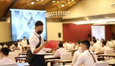 Hơn 2 nghìn cử nhân tốt nghiệp Đại học tham gia kỳ thi tuyển dụng