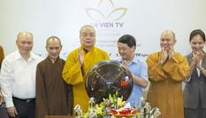 Hợp tác phát triển kênh truyền hình An Viên - B Channel trên các hệ thống đa nền tảng