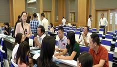 Phổ biến chính sách, pháp luật trong công tác học sinh, sinh viên