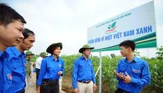 """Triển khai mô hình """"Vườn ươm Vì một Việt Nam xanh"""""""