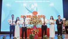 Học viện Nông nghiệp Việt Nam có Chủ tịch Hội Sinh viên khóa mới