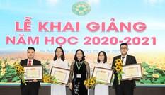 Thủ khoa, Á khoa Học viện Nông nghiệp Việt Nam nhận học bổng du học toàn phần