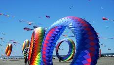 Vũng Tàu tổ chức lễ hội Diều dịp Tết Dương lịch