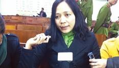 Chị Nguyệt nói gì về phiên xử vụ 'nhân bản xét nghiệm'?