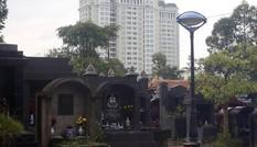 Kinh hãi cảnh nhà giàu Hà Nội sống cạnh người chết
