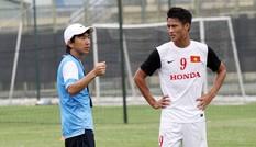 Olympic Việt Nam: Bất ngờ từ Toshiya Miura