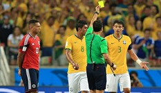 FIFA không tha Thiago Silva, nhưng bỏ qua Zuniga