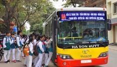 Xe buýt dành riêng đưa đón học sinh: Khó khả thi?