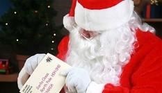 Ông già Noel 'chết ngất' khi nhận được tâm thư xin quà của các bạn nhỏ