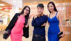 Ưng Hoàng Phúc tình cảm bên siêu mẫu Kim Cương