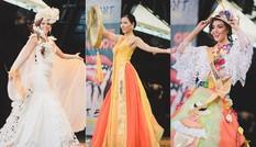 Nguyễn Thị Loan lọt top 10 trang phục dân tộc đẹp nhất