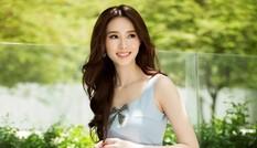 Hoa hậu Thu Thảo 'tái xuất' đẹp không tì vết sau đám cưới cổ tích