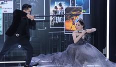 Khánh Thi và chồng trẻ Phan Hiển như cô dâu chú rể, tình tứ ở sự kiện