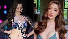 Tân hoa hậu chuyển giới Thái Lan khoe đường cong nóng bỏng với bikini