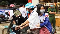 Lâm Đồng: Bị đa chấn thương, nữ sinh vẫn quyết thi THPT