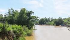 Tịch thu 2 chiếc tàu từ Bình Phước sang Lâm Đồng hút cát lậu