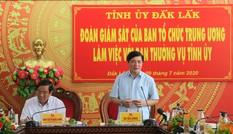 Đắk Lắk báo cáo với trung ương: Tuyển chọn cán bộ chống chạy chức, chạy quyền