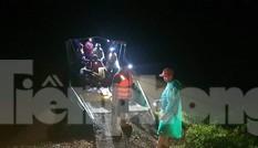 Đắk Lắk: Khẩn trương di dời hàng trăm hộ dân trong đêm