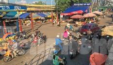 Chợ Long Biên ngày trùm bảo kê Hưng 'kính' nhận án 48 tháng tù