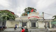 Ngỡ ngàng với diện mạo mới ga Long Biên