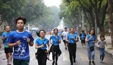 Cùng BIDV chạy vì Tết ấm cho người nghèo và miền Trung yêu thương