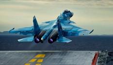 Tiêm kích Su-33 - bảo bối của tàu sân bay Nga