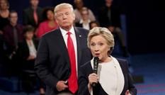 [ĐỒ HỌA] Toàn cảnh cuộc tranh luận thứ 2 giữa Trump và Clinton