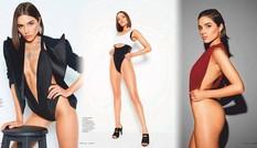 Hoa hậu Olivia Culpo phô thể hình nuột nà, 'nhức mắt' với mốt không nội y