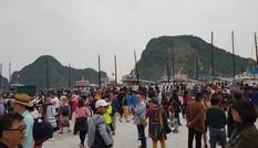 Đề xuất tăng gần gấp đôi phí tham quan vịnh Hạ Long