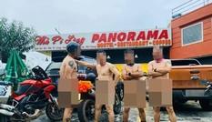 Nhóm thanh niên khỏa thân trên đèo Mã Pì Lèng gửi lời xin lỗi tới cộng đồng