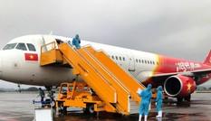 Quảng Ninh tiếp nhận và cách ly hơn 400 người trở về từ Hàn Quốc