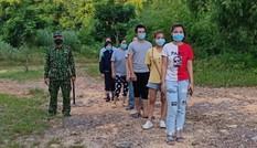 Quảng Ninh liên tiếp phát hiện người nhập cảnh trái phép từ Trung Quốc