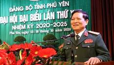 Bộ trưởng Bộ Quốc phòng dự Đại hội Đảng bộ tỉnh Phú Yên