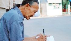 Nhà thơ Nguyễn Bắc Sơn: Đã thôi 'Choàng vai ấm áp cuộc rong chơi'