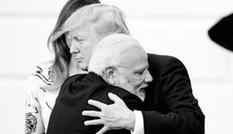Thủ tướng Ấn Độ khiến ông Trump bất ngờ